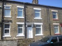 *** 2-BEDROOM HOUSE AVAILABLE FOR IMMEDIATE-OCCUPANCY (HALIFAX HX1 - NEAR 24-HOUR ASDA) £95-RENT ***