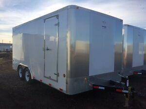2017 RoyalCargo LCHT52-816-78 BD Enclosed Cargo Trailer