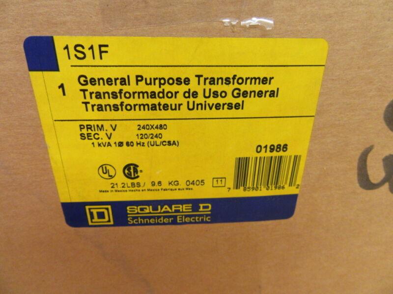 Square D 1S1F Transformer