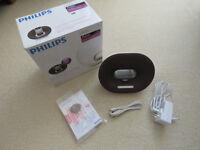 Philips Fidelio iPod docking speaker
