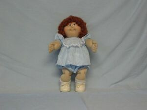 CABBAGE PATCH DOLL - SILK HAIR