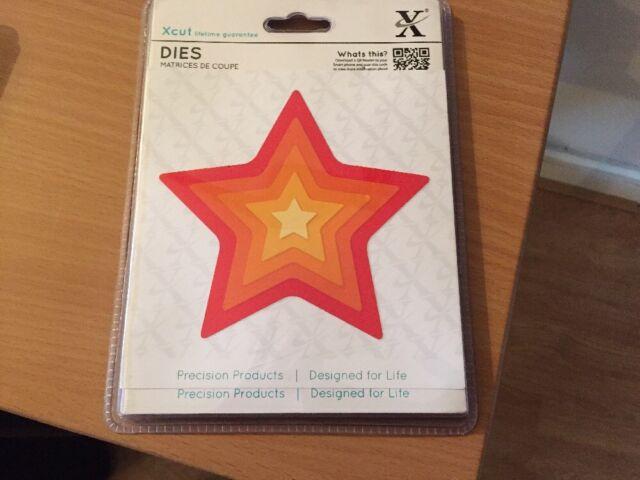 Xcut Xpress Nesting  Die - Star  : XCU503400
