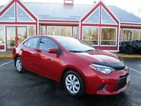 2015 Toyota Corolla USB! BLUETOOTH AUDIO! AUX! BACK UP CAMERA! H