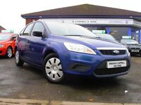 2009 Ford Focus 1.6 TDCI Studio 5 Door Hatchback In Blue