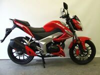 KYMCO VSR 125CC, NEW, FINANCE AVAILABLE, TWO YEAR WARRANTY, LEARNER LEGAL.