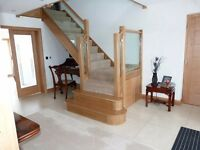 Oak Staircases, Bespoke Doors, Sash Windows & Carpentry Services