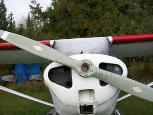 1945 Taylorcraft floatplane/airplane Peterborough Peterborough Area image 7