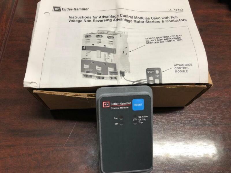 Eaton Cutler Hammer Control Module WPBR1