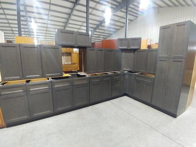 new kitchen cabinet sets at auction cabinets