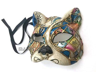 Costumes Of Catwoman (Venetian Phantom of the Opera Masquerade costume prom Halloween cat woman)