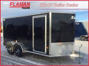 2017 High Country XPRESS7x14LM Enclosed Cargo Trailer