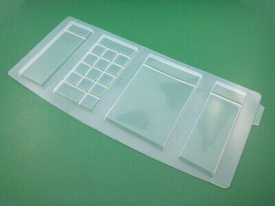 Sharp Xea207 Xe-a207 Antimicrobial Cash Register Wetcover - Splash Cover