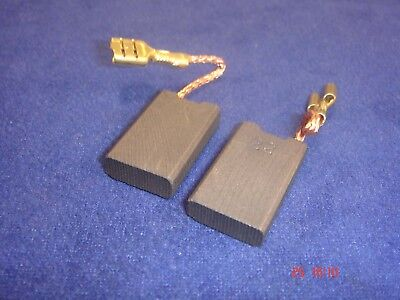 Bosch Carbon Brushes Hammer Drill UBH 3//24 SE  6.3mm x 6.3mm x 11.5mm 244