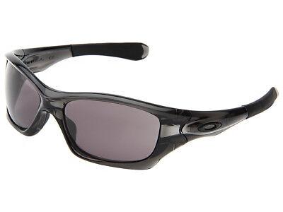 Oakley Pit Bull Sunglasses OO9127-32 Grey Smoke/Warm (Warm Grey Sunglasses)