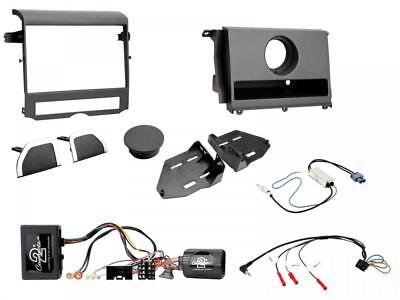 Connects2 CTKVL02 Volvo XC90 2006-2014 Complete Double Din Stereo Fitting Kit