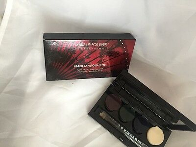 Make Up Forever Black Tango Palette BNIB