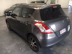2011 Suzuki swift manual hatch Redcliffe Redcliffe Area Preview