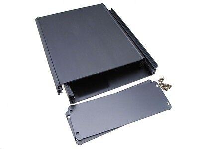 Aluminum Project Box Enclousure Diy 12246140mm - Gray