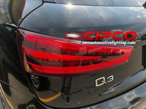 2015 Audi Q3 Left Driver Side or Right Passenger Side OE, OEM, Original Back Tail Light, Tail Lamp Assembly Replacement