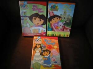 Dora DVD's