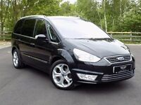 PCO Cars Ready For H I R E Ford Galaxy £120pw