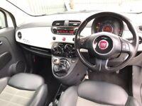 FIAT 500 1.2 SPORT HATCH LEATHER 79K MILEAGE