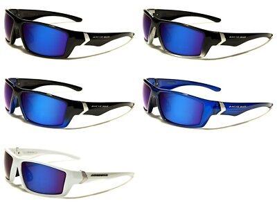 Arctic Blue Designer Sport Sonnenbrille 100% Uva Gewickelt Herren Ab14