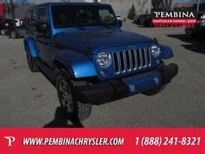 2016 Jeep Wrangler Unlimited Sahara *BLUETOOTH, REMOTE START, NA
