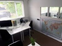 Large Segregated Office to Let in Bearsden