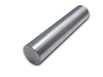 3 Diameter 316 Stainless Steel Round Rod - 4 Length - Lathe Bar Stock