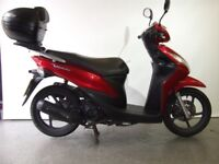 HONDA VISION SCOOTER. FINANCE AVAILABLE, TRADE-IN WELCOME.