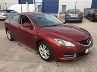 MAZDA 6 D TS (red) 2009