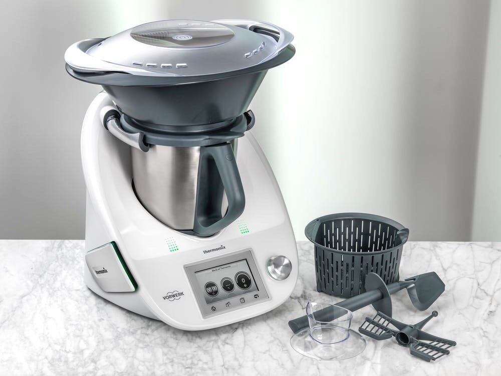 Free connected Thermomix