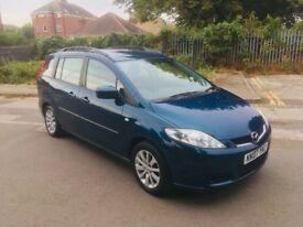 Mazda 5 Ts2 1.8 Petrol 2007 7 Seater 12 Months Mot 1 Previous Owner