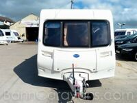 (Ref: V169) Bailey Pageant Champagne 4 Berth