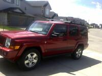 ** REDUCED ** LOW MILEAGE - 2006 Jeep Commander SUV 9,000.00