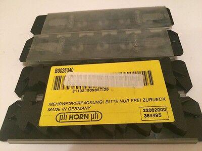 New Ph Horn 31102150985t125 2412000 364495- Insert - 10 Per Box