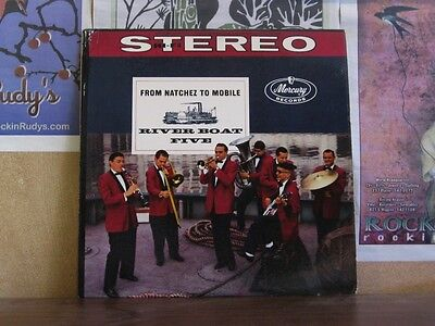 RIVERBOAT FIVE, FROM NATCHEZ TO MOBILE - LP SR 60030
