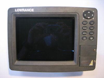 Lowrance LCX-38C HD Chartplotter/FishFinder/GPS Head Unit Display