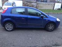 Fiat punto 1 year mot
