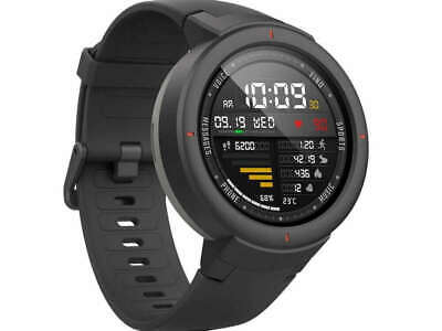 "Xiaomi Amazfit Verge Negro SmartwatchBluetooth GPS 1.3"" Dual-Core Garantía 2años"