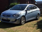 Hyundai Accent for private sale Port Sorell Latrobe Area Preview