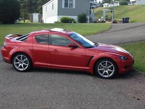 2007 Mazda RX-8 Sport GT Coupe