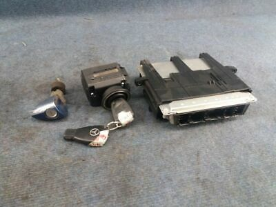 Mercedes-Benz CLK (C209) 270 CDI Engine Control Unit CDI ECU Ignition