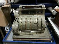 ANTIQUE CASH REGISTERS-DISPLAY PROP ROOM CLEANOUT USED-NEW