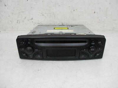 CD-Radio Autoradio MERCEDES-BENZ C-KLASSE COUPE (CL203) C 200 KOMPRESSOR