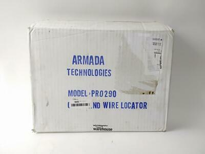 Armada Technologies Pro290 Underground Wire and Cable Locator Used