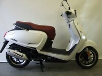 KYMCO, LIKE, 50CC, MOPED, NEW, FINANCE AVAILABLE.