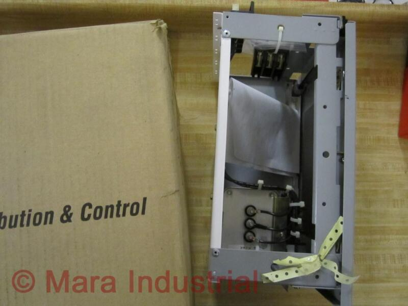 General Electric 851X0724T01 Motor Control Center