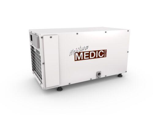 Crawl Space Dehumidifier - Moisture Medic™ 70 Pint Dehumidifier